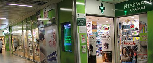 Pharmacie Charras,Courbevoie