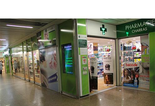Pharmacie Charras, Courbevoie