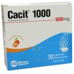 CACIT 1000 mg, comprimé effervescent à Courbevoie