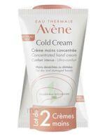 Avène Eau Thermale Cold Cream Duo Crème Mains 2x50ml à Courbevoie