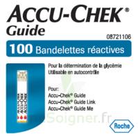 Accu-chek Guide Bandelettes 2 X 50 Bandelettes à Courbevoie