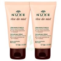 Rêve De Miel® Crème Mains Et Ongles 2*50ml à Courbevoie