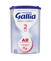 Gallia Bebe Expert Ar 2 Lait En Poudre B/800g à Courbevoie