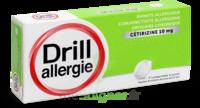 Drill 10 Mg Comprimés à Sucer Allergie Cétirizine Plq/7 à Courbevoie