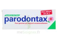 PARODONTAX DENTIFRICE GEL FLUOR 75ML x2 à Courbevoie