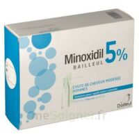Minoxidil Bailleul 5 % Solution Pour Application Cutanée 3 Fl/60ml à Courbevoie