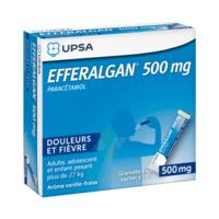 Efferalgan 500 Mg Glé En Sachet Sach/16 à Courbevoie