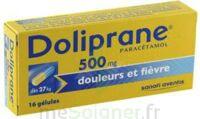 DOLIPRANE 500 mg Gélules B/16 à Courbevoie