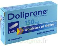 DOLIPRANE 150 mg Suppositoires 2Plq/5 (10) à Courbevoie