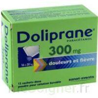 Doliprane 300 Mg Poudre Pour Solution Buvable En Sachet-dose B/12 à Courbevoie