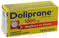 DOLIPRANE 1000 mg Comprimés effervescents sécables T/8 à Courbevoie
