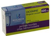 Diosmine Biogaran Conseil 600 Mg, Comprimé Pelliculé à Courbevoie