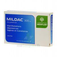 MILDAC 300 mg, comprimé enrobé à Courbevoie