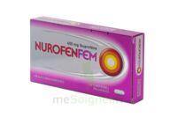 NUROFENFEM 400 mg, comprimé pelliculé à Courbevoie