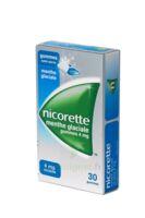 Nicorette 4 Mg Gom à Mâcher Médic Sans Sucre Menthe Glaciale Plq/30gom à Courbevoie