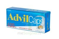 ADVILCAPS 400 mg, capsule molle B/14 à Courbevoie