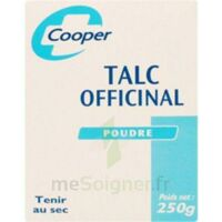 COOPER TALC, bt 250 g à Courbevoie