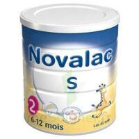 NOVALAC S 2, 6-12 mois bt 800 g à Courbevoie