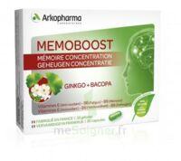 Memoboost Ginkgo + Bacopa Gélules B/30 à Courbevoie