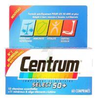 CENTRUM SELECT 50+ 60 COMPRIMES à Courbevoie