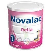 NOVALAC RELIA 1, 0-6 mois bt 800 g à Courbevoie