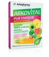 Arkovital Pur'energie Multivitamines Comprimés Dès 6 Ans B/30 à Courbevoie