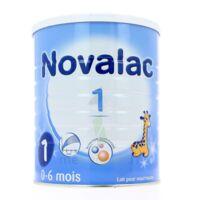 NOVALAC LAIT 1 , 0-6 mois BOITE 800G à Courbevoie
