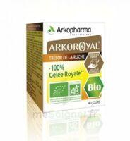 Arkoroyal 100% Gelée Royale Bio Gelée Pot/40g à Courbevoie