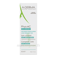 Aderma Phys'ac Global Soin Imperfection Sévères 40ml à Courbevoie