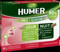 Humer Nez/gorge Jour&nuit 15 Comprimés à Courbevoie