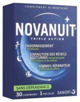 Novanuit Triple Action Comprimés B/30 à Courbevoie