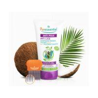 Puressentiel Anti-poux Shampooing Masque Traitant 2 En 1 Anti-poux Avec Peigne - 150 Ml à Courbevoie
