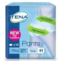 Tena Pants Plus Slip Absorbant Incontinence Urinaire Large Sachet/14 à Courbevoie