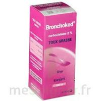 BRONCHOKOD ENFANTS 2 POUR CENT, sirop à Courbevoie