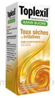 TOPLEXIL 0,33 mg/ml sans sucre solution buvable 150ml à Courbevoie