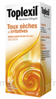 TOPLEXIL 0,33 mg/ml, sirop 150ml à Courbevoie