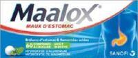 MAALOX HYDROXYDE D'ALUMINIUM/HYDROXYDE DE MAGNESIUM 400 mg/400 mg Cpr à croquer maux d'estomac Plq/60 à Courbevoie