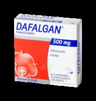 DAFALGAN 500 mg, comprimé effervescent sécable à Courbevoie