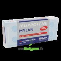 IBUPROFENE MYLAN 200 mg, comprimé enrobé à Courbevoie