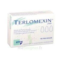 TERLOMEXIN 200 mg, capsule molle vaginale à Courbevoie