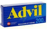 ADVIL 200 mg, 20 comprimés enrobés à Courbevoie