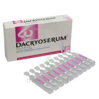 Dacryoserum Solution Pour Lavage Ophtalmique En Récipient Unidose 20unidoses/5ml à Courbevoie