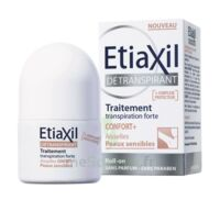 ETIAXIL Dé transpirant Aisselles CONFORT+ Peaux Sensibles à Courbevoie