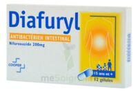 DIAFURYL 200 mg, gélule à Courbevoie