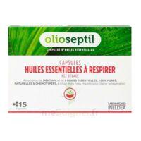 Olioseptil - Capsules Huiles Essentielles à Respirer - Nez Dégagé à Courbevoie