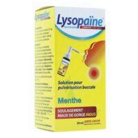LYSOPAINE Maux Gorge spray AMBROXOL.MENTHE 20ML à Courbevoie