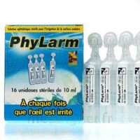 PHYLARM, unidose 10 ml, bt 16 à Courbevoie
