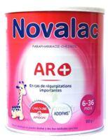 Novalac AR+ 2 Lait en poudre 800g à Courbevoie