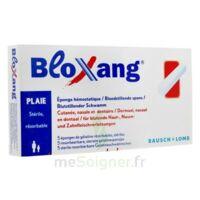 BLOXANG Eponge de gélatine stérile hémostatique B/5 à Courbevoie