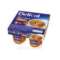 Delical Riz Au Lait Nutriment Caramel Pointe De Sel 4pots/200g à Courbevoie